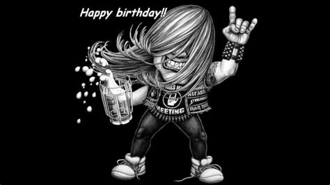 Heavy Metal Birthday Memes - heavy metal happy birthday my blog