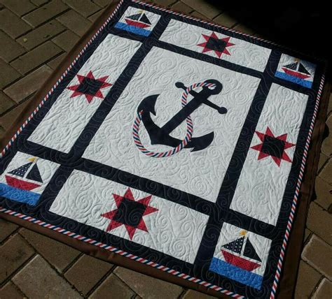 Nautical Quilts 10 Best Ideas About Nautical Quilt On Quilt
