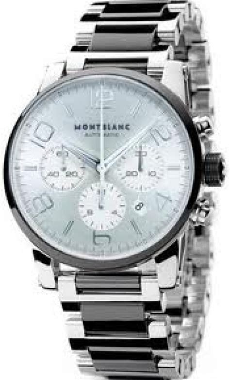 Mounblanc Time Wolker Baterai r 233 plica de relogio montblanc time walker em at 233 3x sem