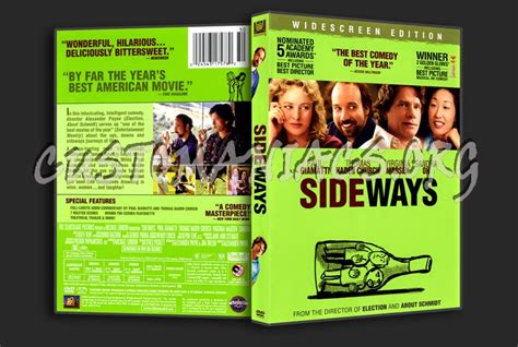 Sideways Dvd sideways dvd cover dvd covers labels by customaniacs id 7815 free highres dvd cover