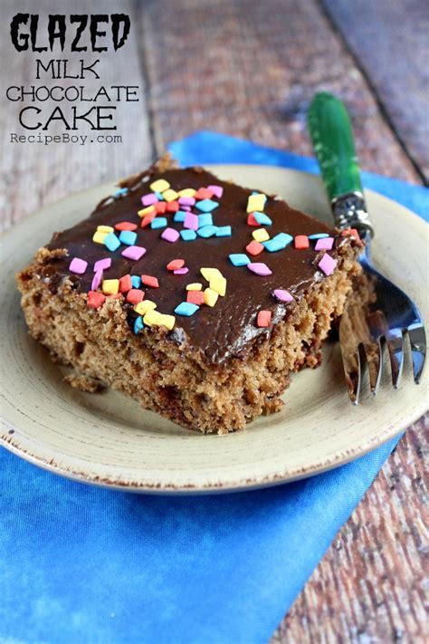 Strawberry Glaze Donat Glaze Ke cake recipe cake glaze recipe without milk