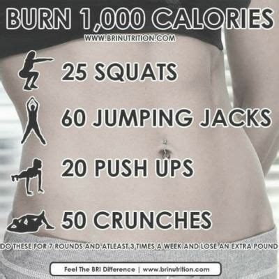 10 Floors A Day - 10 workouts that burn calories and