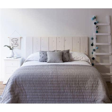 nordik cabecero blanco cabecero camas  dormitorio