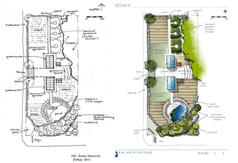 how to draw a site plan for a building permit how to create an attractive site plan using drawing and photoshop part 1