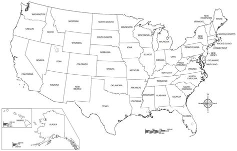 united states map coloring page us map coloring page with state names united states map