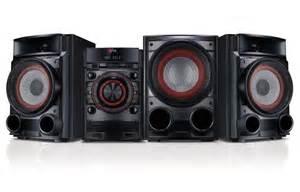 lg home stereo lg cm4530 mini hifi shelf system with bluetooth 174 lg usa