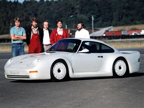 Porsche 959 B Prototyp 1983