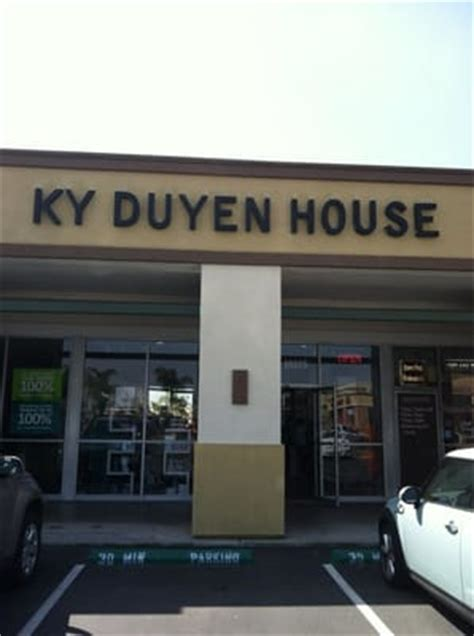 Ky Duyen House Fountain Valley Ca Yelp