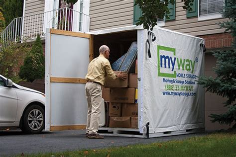 myway mobile storage do it yourself moving company diy moving moving