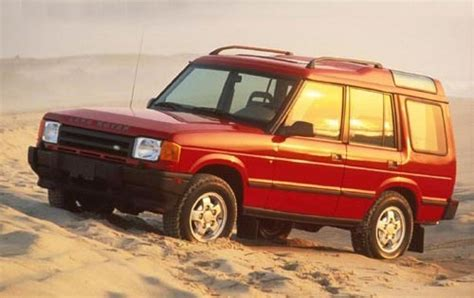 land rover 1996 discovery 1996 land rover discovery information and photos