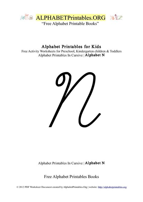 Letter N Alphabet Printables for Kids | Alphabet ... Lowercase Graffiti Bubble Letters