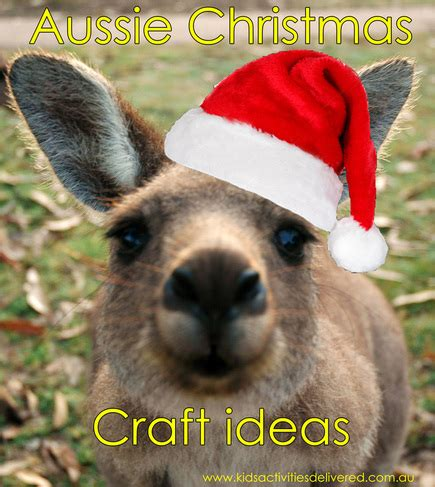 australia christmas craft activities for activities delivered