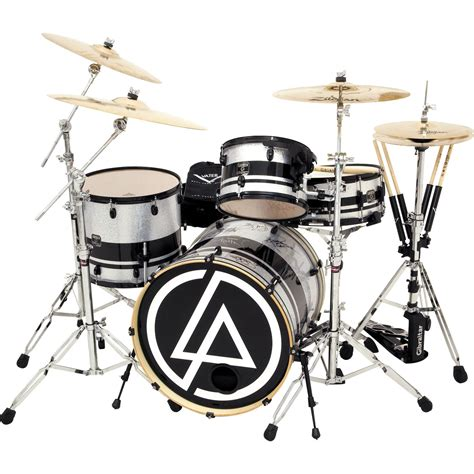 Drum Set gretsch drums linkin park signed 4 club mod drum set musician s friend