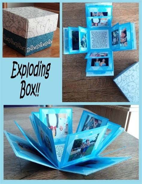 Handmade Birthday Gift Ideas For - birthday gift ideas for boyfriend