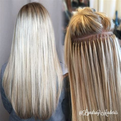 keratin tipped hair extensions 1000 ideas about keratin hair extensions on