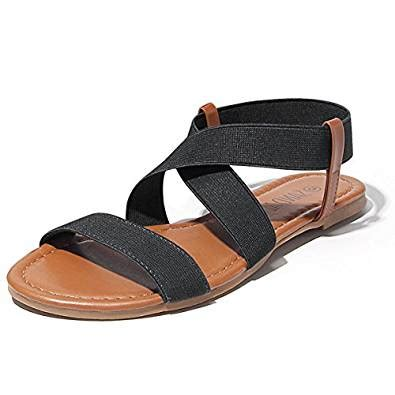 sandal uk 41 merk fladeo sandalup elastic s sandals co uk shoes bags