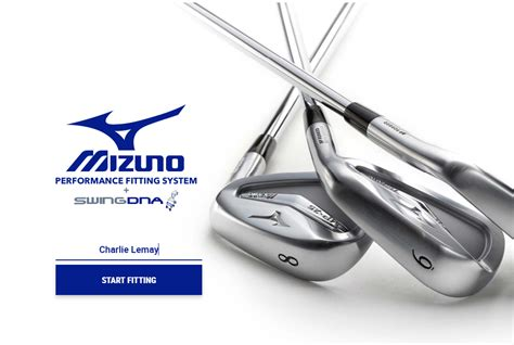mizuno swing dna mizuno s swing dna system gets an upgrade golfmagic