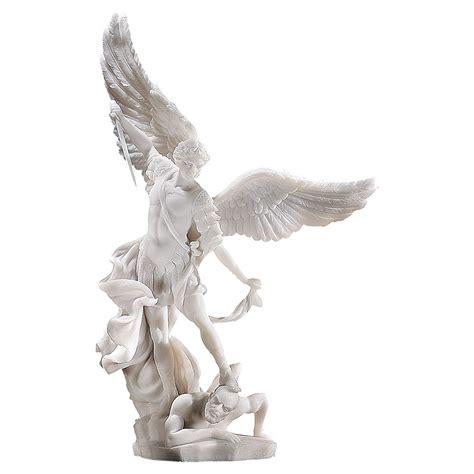 design toscano    st michael  archangel