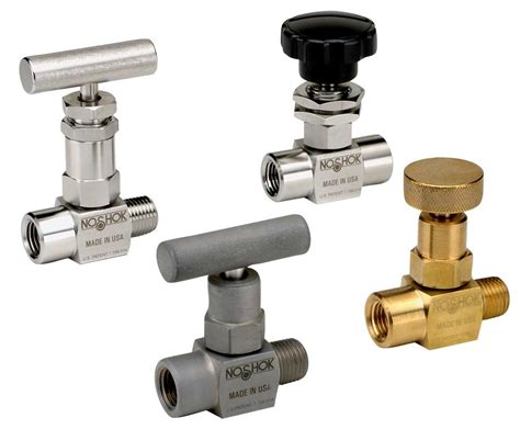 Needle Valve by 150 Series Mini Soft Tip Needle Valves