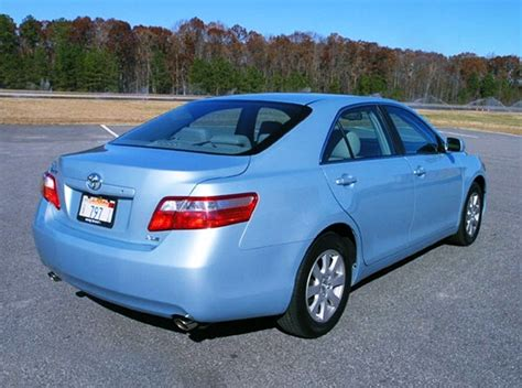 Price For 2007 Toyota Camry 2007 Toyota Camry Xle V6 Owners Manual Toyota Camry Usa