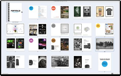 portfolio of graphic design in pdf pdf portfolio my brand new portfolio with cv inside