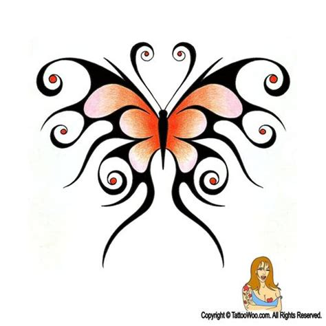 butterfly tattoo clipart butterfly tattoo designs clipart best