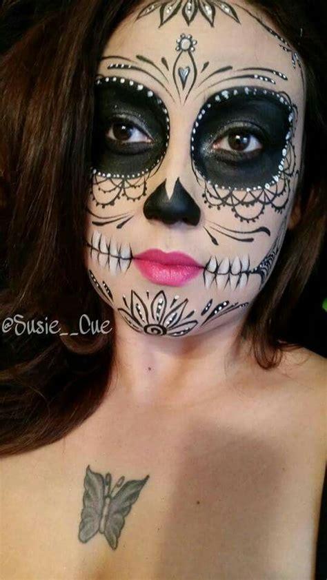 makeup dia best 25 dead makeup ideas on