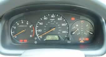 Honda Odyssey Dash Lights 2000 Honda Accord