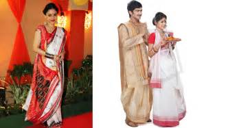 Traditional Dresses Of West Bengal Independence Day Special Funbuzztime