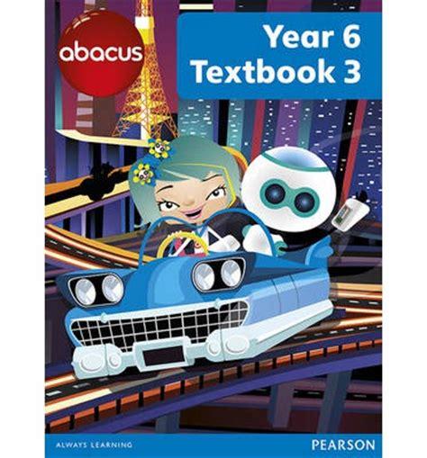 abacus year 3 textbook abacus year 6 textbook 3 ruth merttens 9781408278581