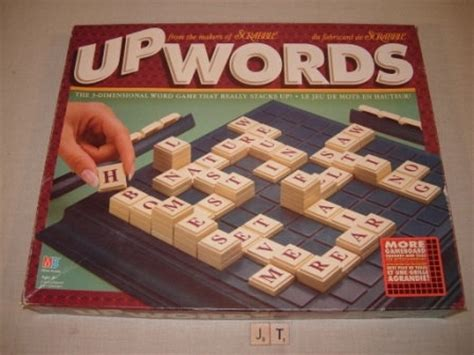 scrabble upwords upwords board for the family