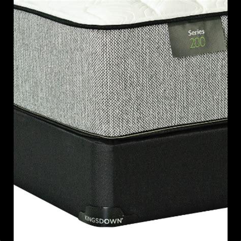 kingsdown 200 green medium plush mattress reviews