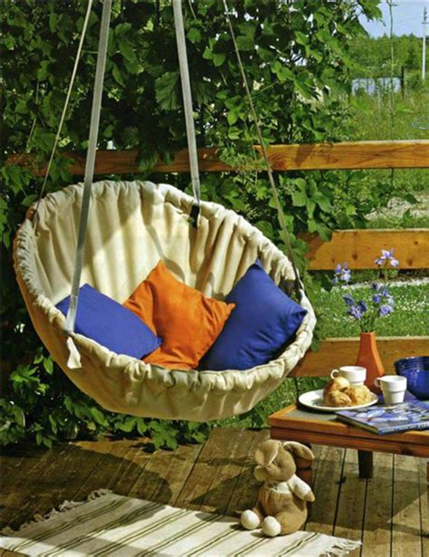 round swing chair 20 epic ways to diy hanging and swing chairs home design