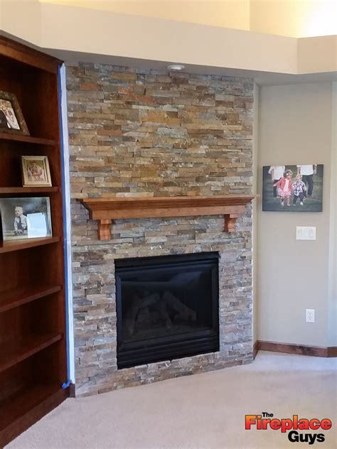 Fireplace Center Bloomington Indiana by Corner Wall Update The Fireplace Guys