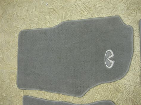 Infinity Floor Mats by Fs Infiniti G35 Coupe Oem Floor Mats G35driver