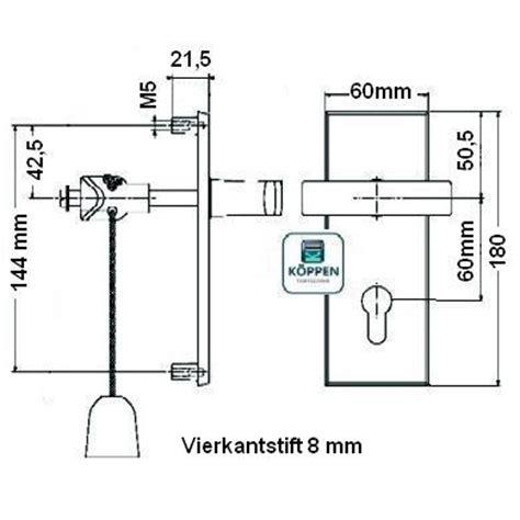 garagentor griffgarnitur griffgarnitur f 252 r garagentorschloss 8 mm nuss f 252 r