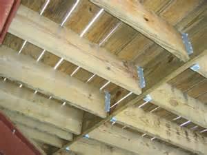 ceiling joist hangers floor joist hanger installation pictures to pin on