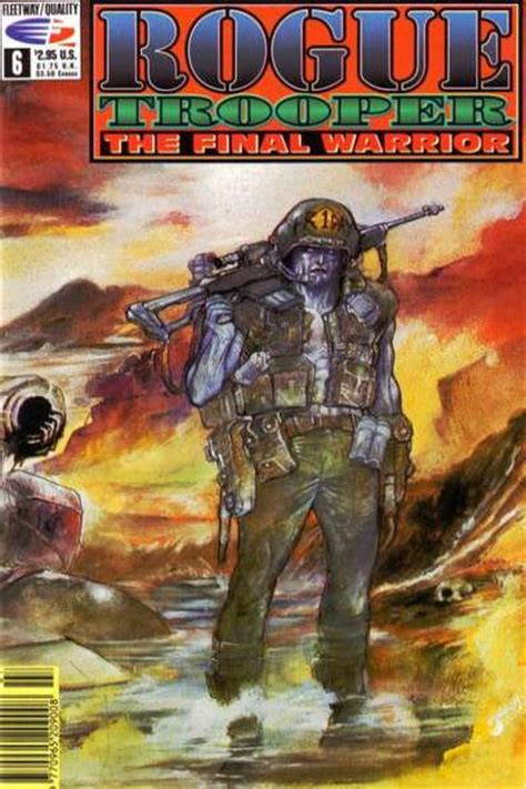 Rogue Trooper Books 1 7 rogue trooper the warrior comic book cover photos scans pictures 1 2 3 4 5
