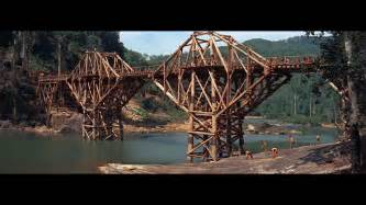 the on the 9 things you might not about the bridge on the river