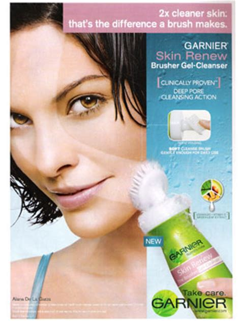 celebrity endorsed skin care products alana de la garza actress celebrity endorsements