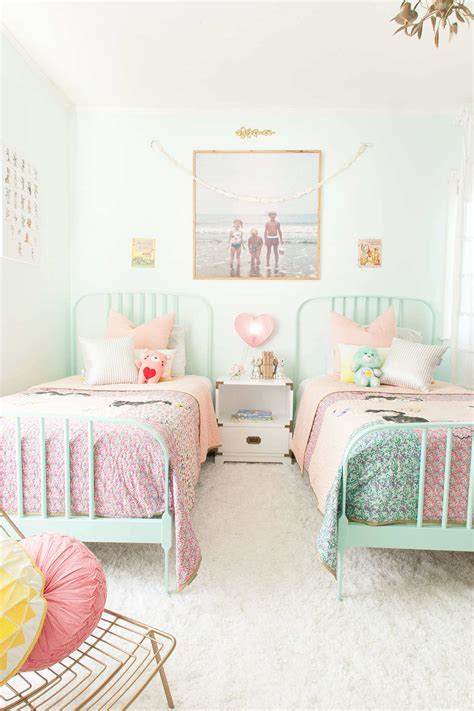 pastel bedroom 10 pretty pastel girls rooms tinyme blog
