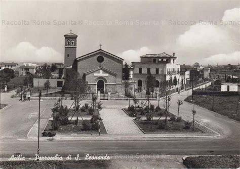 leonardo da porto maurizio roma sparita piazza san leonardo da porto maurizio acilia