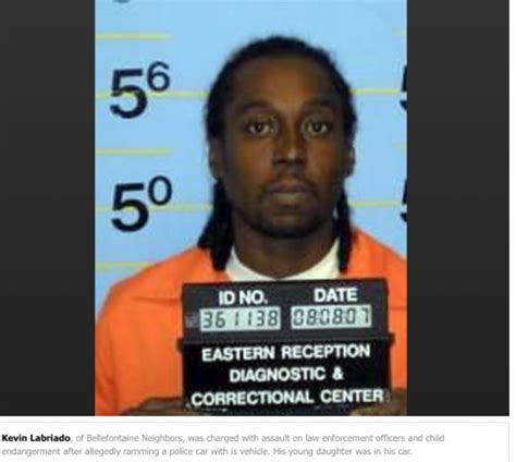 Bellefontaine Municipal Court Records Louis Thug With 5 Year In Car Rams Vehicle Yelling This Is For