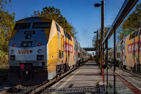 Via Rail Kitchener by Confessions Of A