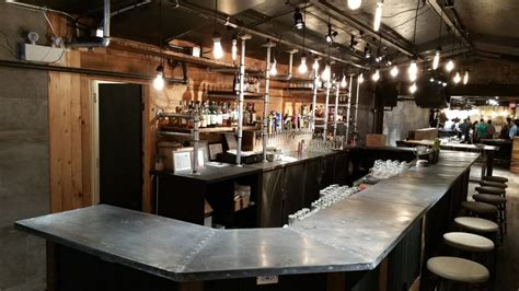 Zinc Bar Tops by Creative Build 187 Category 187 Bars And Bartops