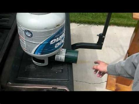 save $$$ refill propane cylinders its easy youtube