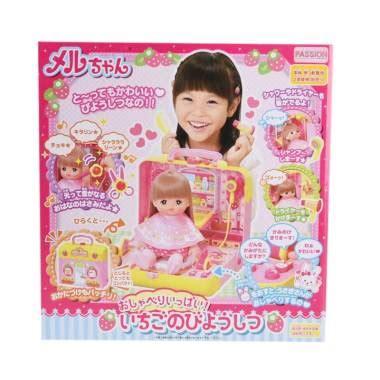 Mainan Salon Salon Salonan Mainan Anak jual mel chan strawberry salon mainan anak