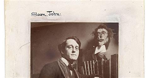 art & artists: ashcan school john sloan part 1