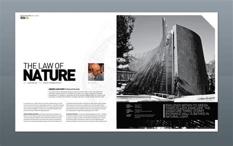 modern architecture articles magazine spread 24 magazine spread graphic design 2