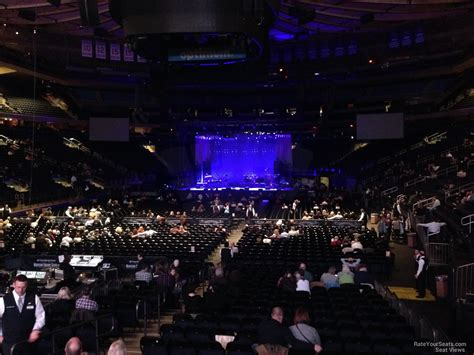 section 103 msg madison square garden section 103 concert seating